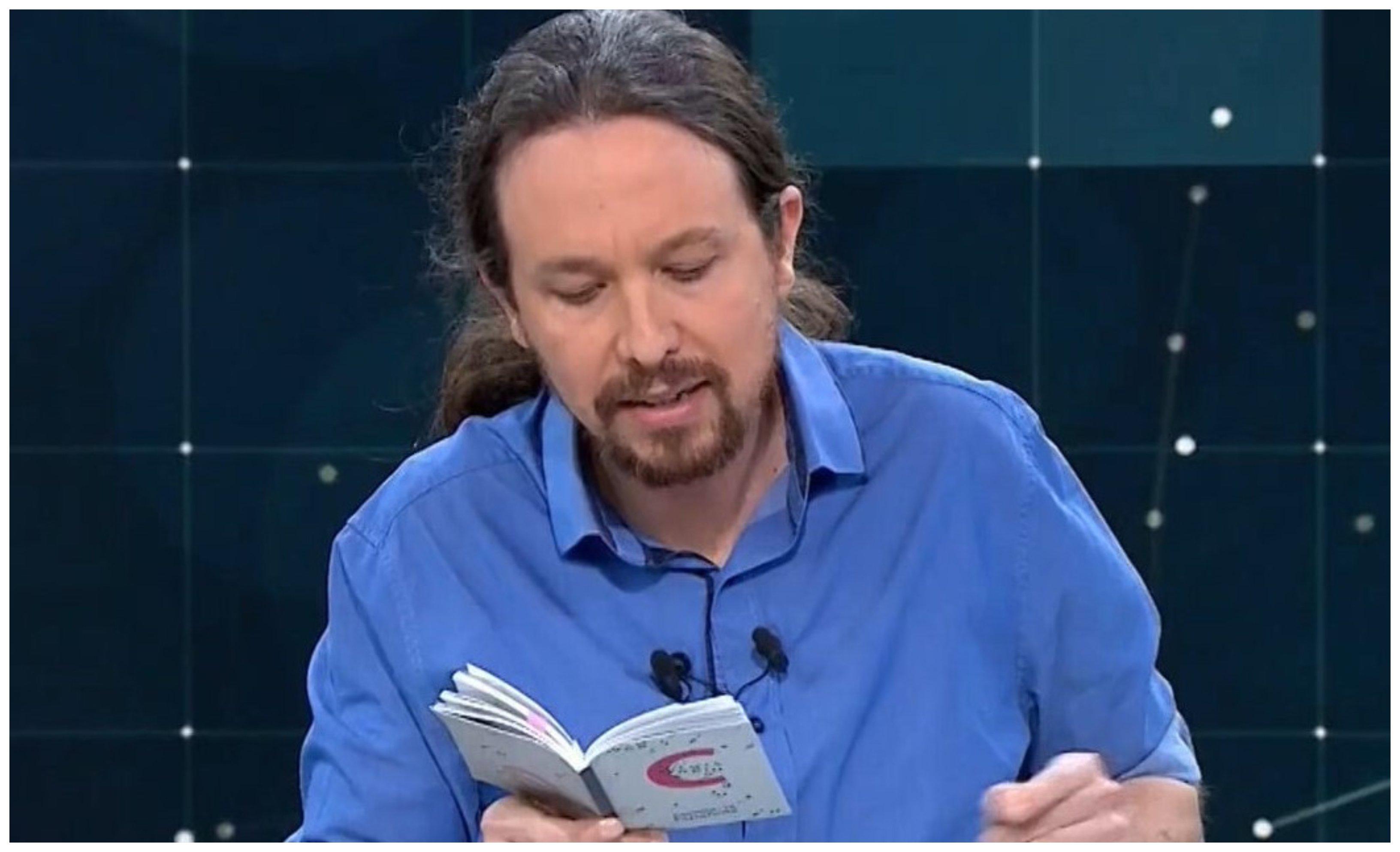 Iglesias se prepara para mandar en España