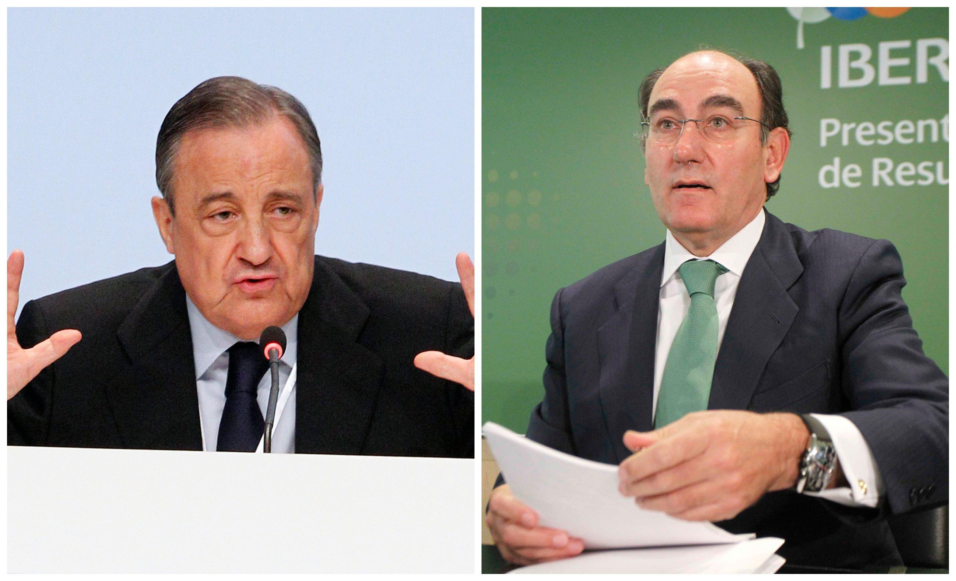 Villarejo: Galán y Florentino no se van a hacer daño