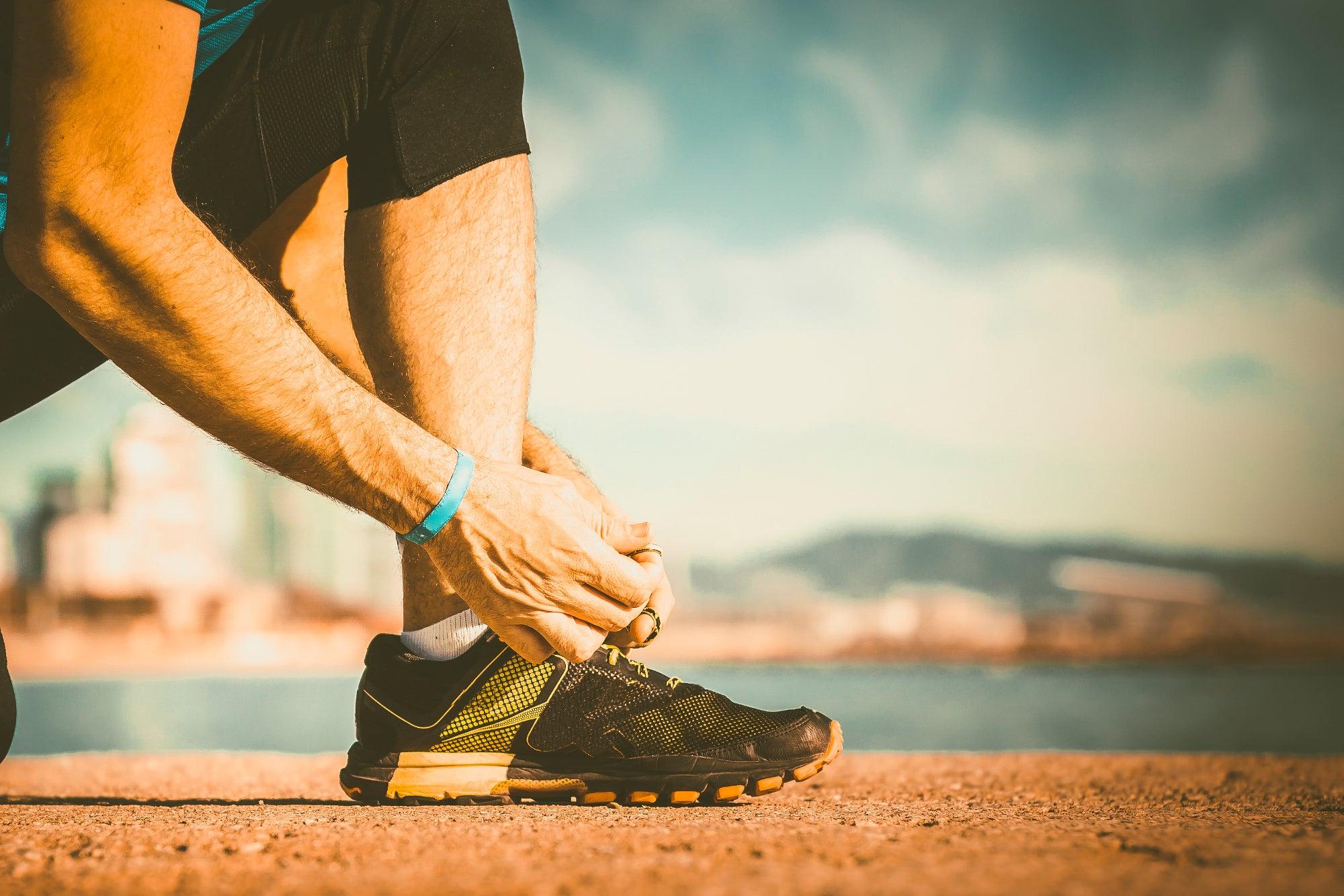 La inflamación de la fascia plantar es más frecuente en personas que hacen deporte