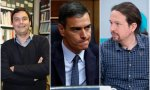 Piketty, Sánchez e Iglesias