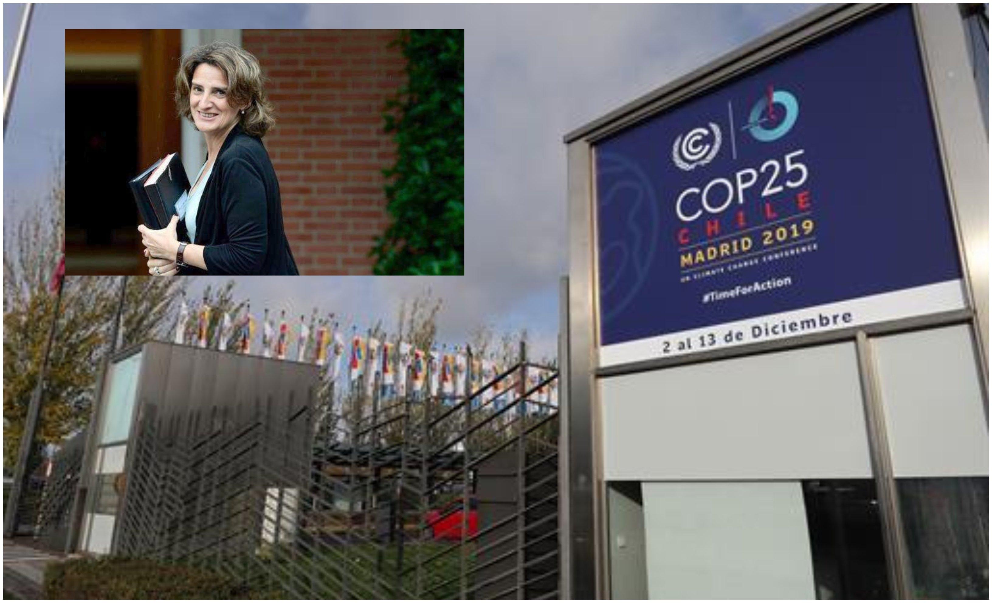 COP 25. La neurosis global se da cita en Madrid: salvar al planeta y esclavizar a la humanidad