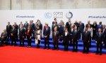 Foto de familia tras la inauguración de la COP25