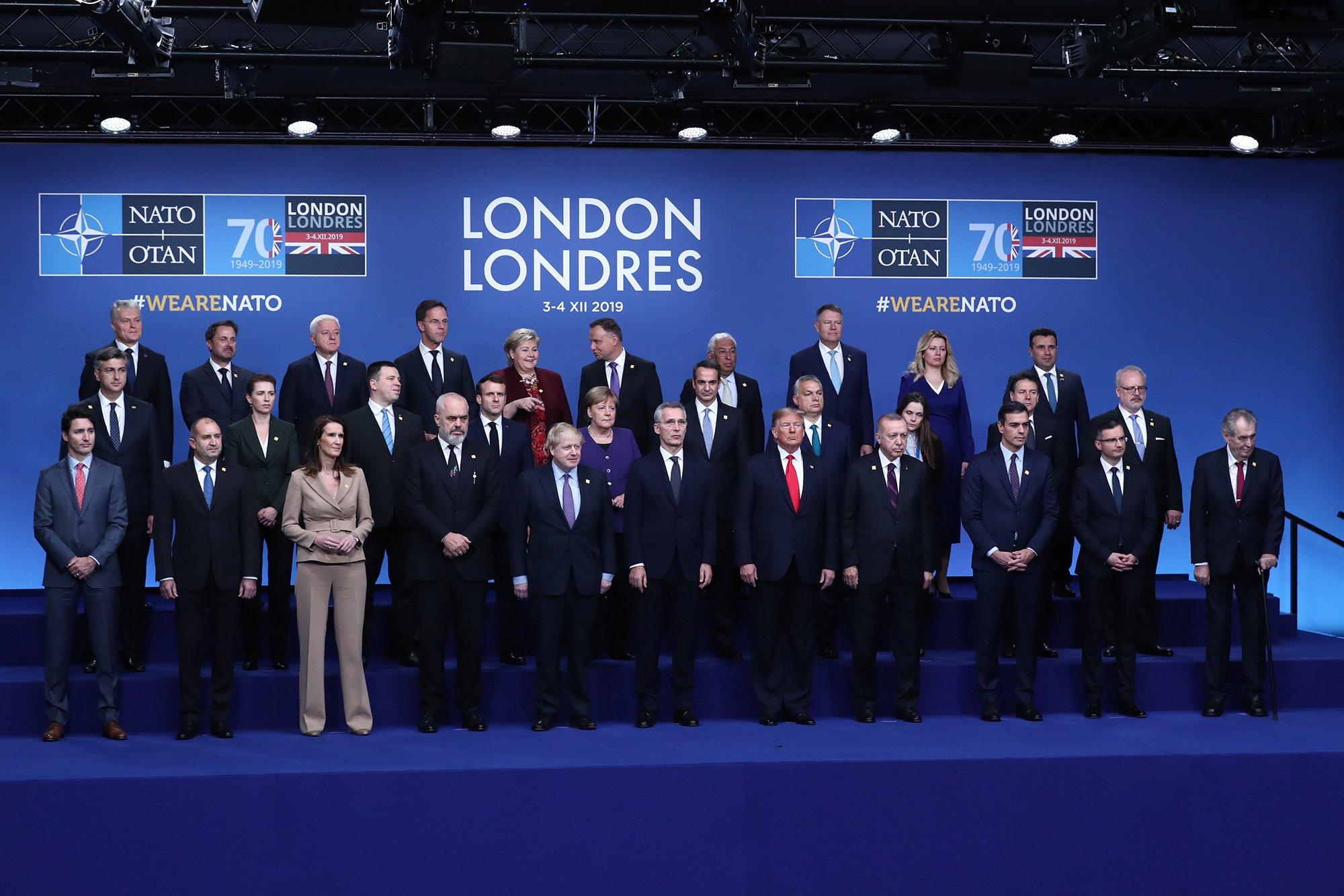 Cumbre OTAN 2019