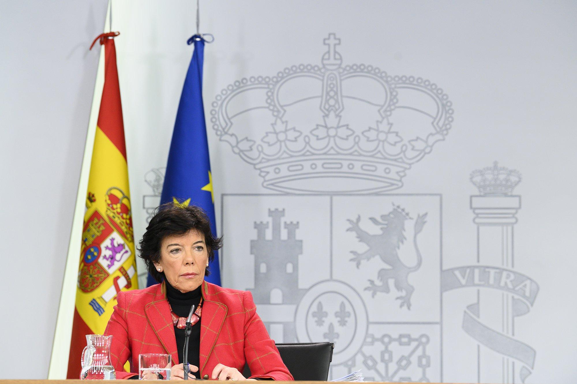 Consejo de Ministros. Las primera leyes: la educativa y la eutanasia. ¿No sería mejor unas terceras elecciones?