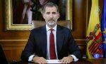 Felipe VI inicia la ronda de partidos más importante de su reinado