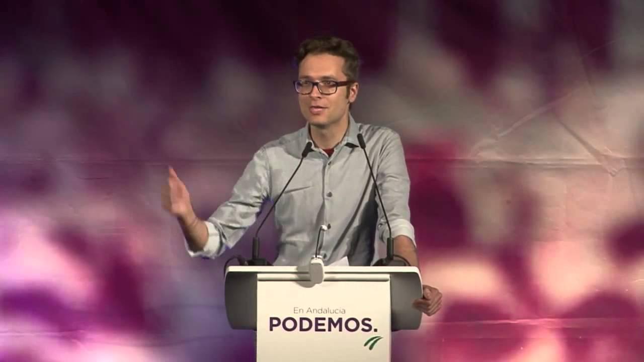 El concejal podemita Javier Ureña asegura  -eso sí, muy convencido- que la sociedad de Jaén «se ha alejado, mayoritariamente, de aquella sociedad identificada por los ritos y costumbres católicas».