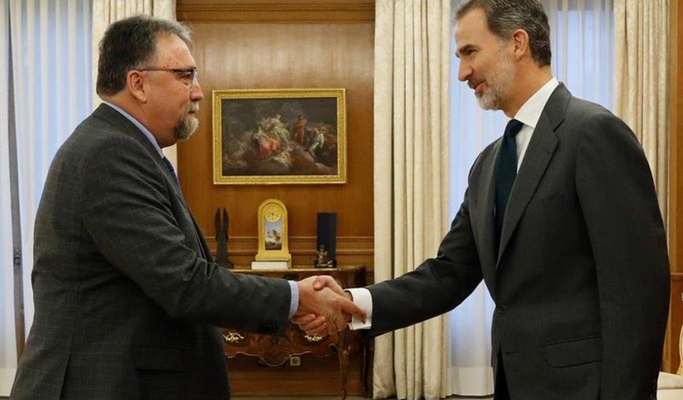 Isidro Martinez de Foro Asturias, ha sido rotundo: la formación no apoyará a Sánchez