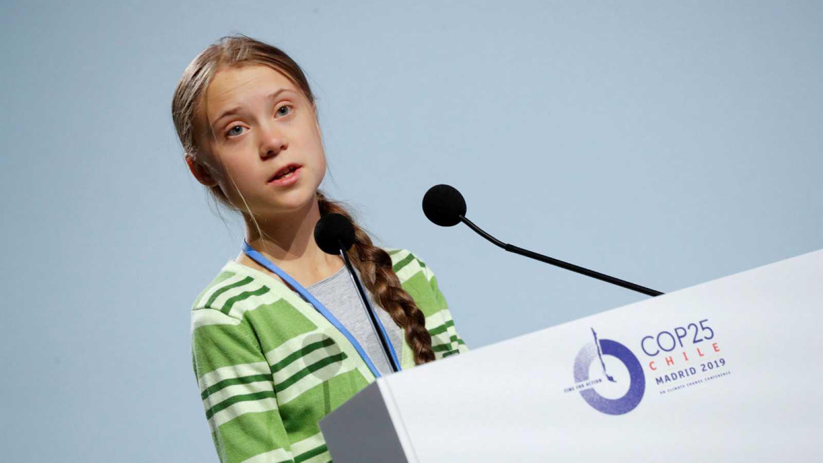 """Podemos estar tranquilos, Greta tiene esperanza: ¨Cada gran cambio en la Historia ha venido del pueblo"""""""