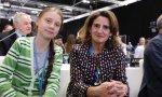 Teresa Ribera y Greta Thumberg, aliadas por el planeta y contra el hombre.