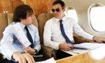 La despensa del Falcon presidencial pasará de costar 20.000 euros a 40.000. Presidente, vas a engordar… y Begoña también