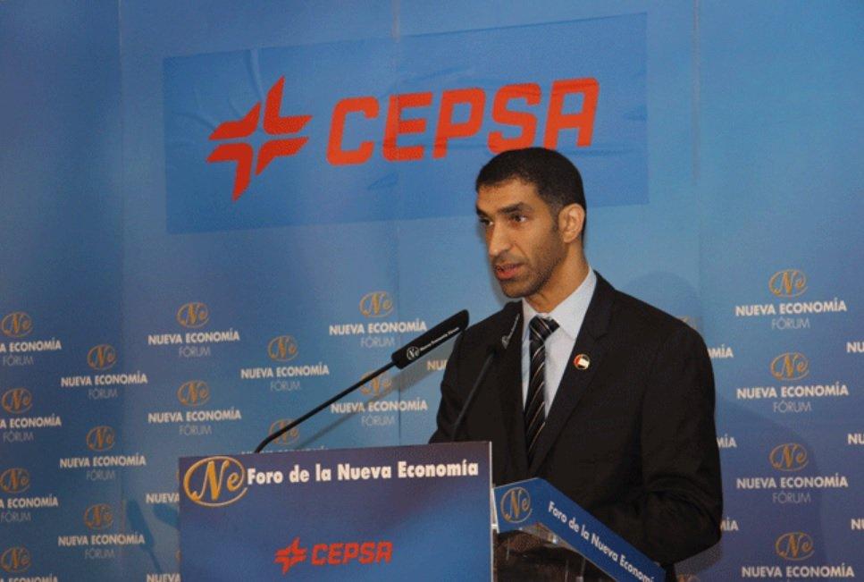 Thani Ahmed Al-Zeyoudi, ministro de Cambio Climático y Medio Ambiente de Emiratos