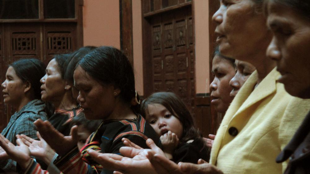 Cristianos de Vietnam