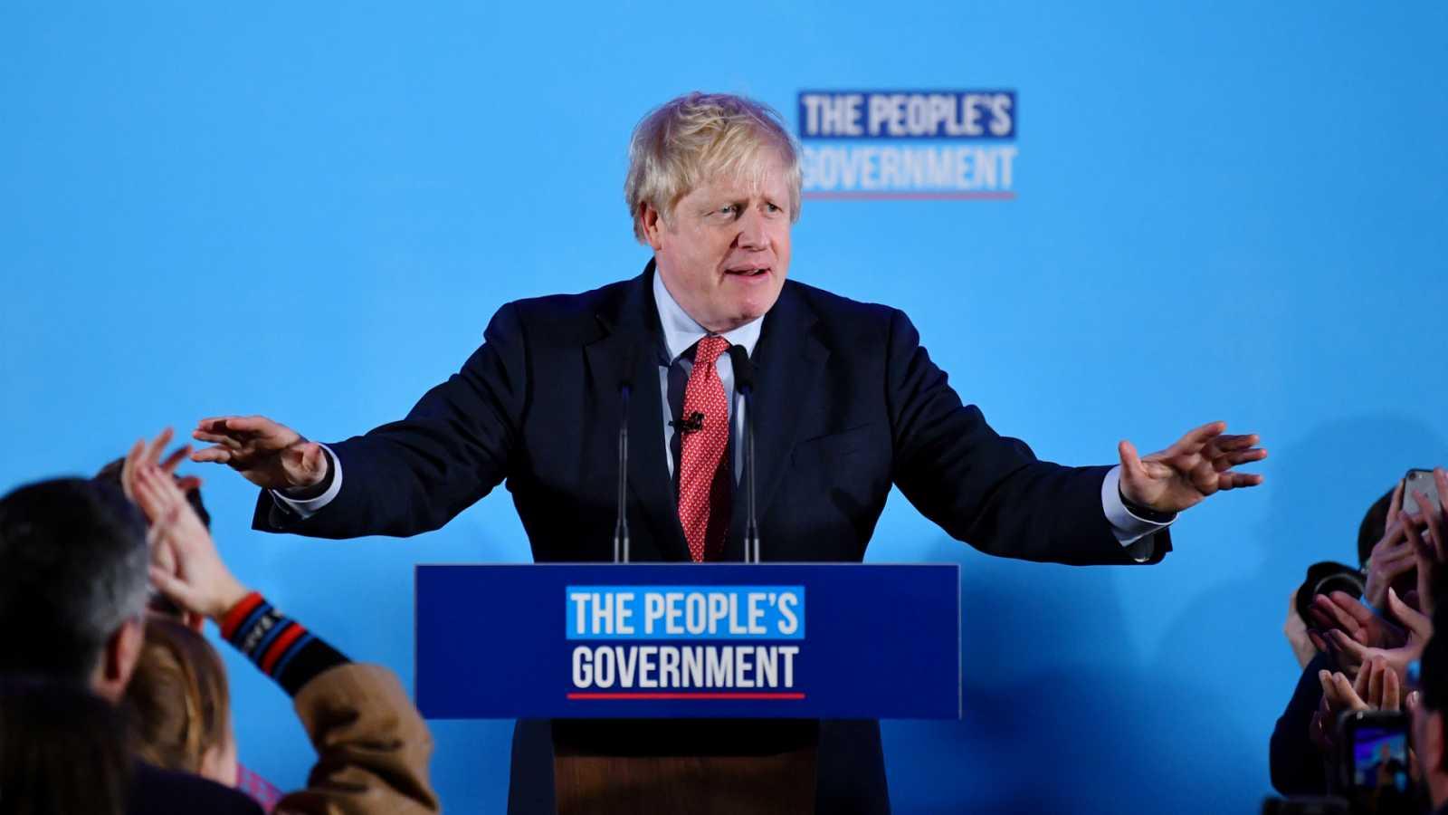 Victoria de Johnson: definitivamente los británicos se marchan y el proyecto europeo entra en crisis