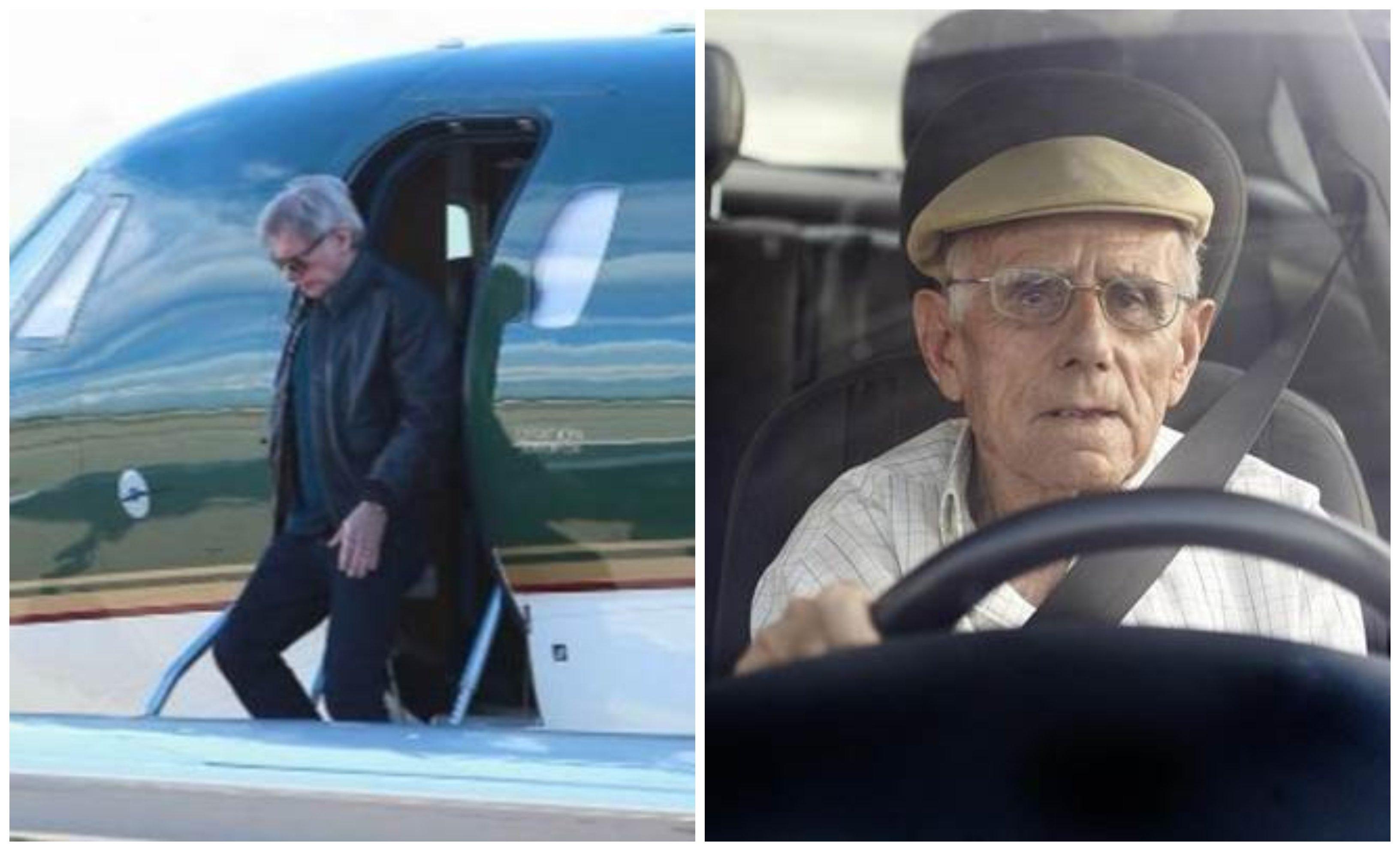 Harrison Ford  consejos vendo y para mí no tengo