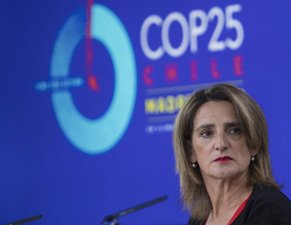 La ministra Ribera tiene ambiciosos objetivos climáticos, pero la realidad refleja que no será una tarea fácil