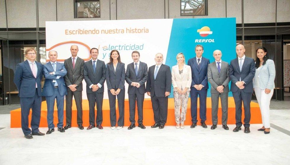 Repsol desembarcó en el negocio eléctrico el 2 de noviembre de 2018, con la compra de activos y clientes de Viesgo