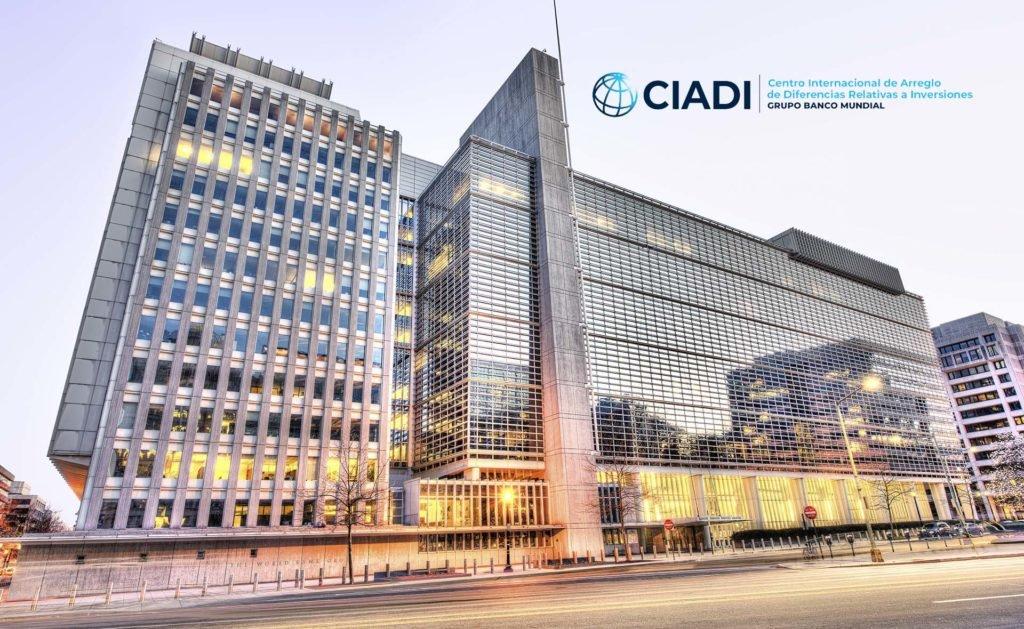 Sede del CIADI en Washington