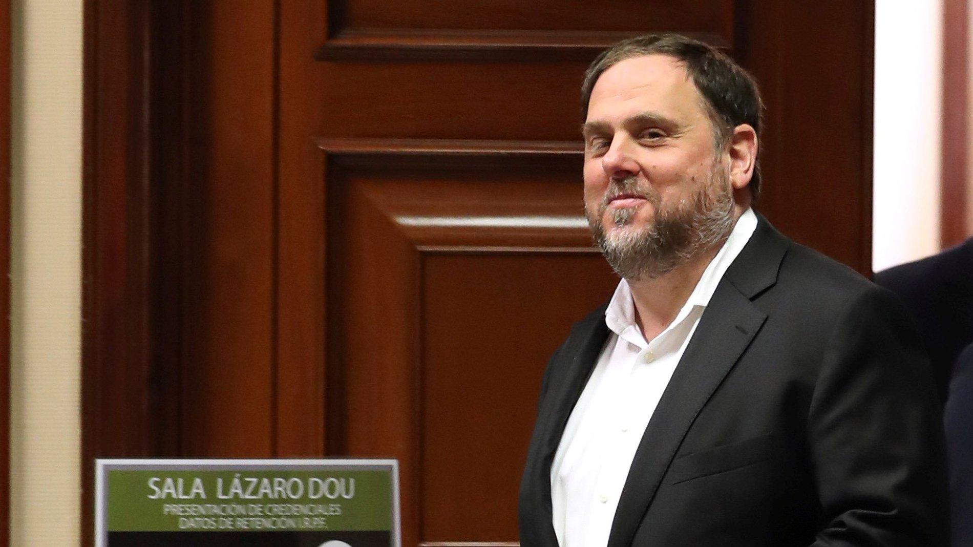 ¿Libertad para Junqueras? Pero si ahora ya es un convicto, no un preso provisional…
