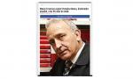 Esto sí es 'fake news': la página '12minutos.com' informa de que el historiador Javier Paredes ha muerto