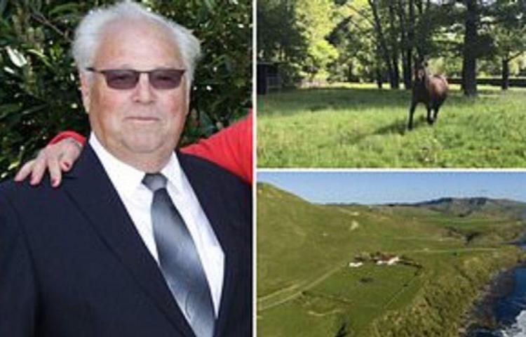 Multimillonario alemán busca 10 amigos para compartir vivienda...una mansión de 220 hectáreas
