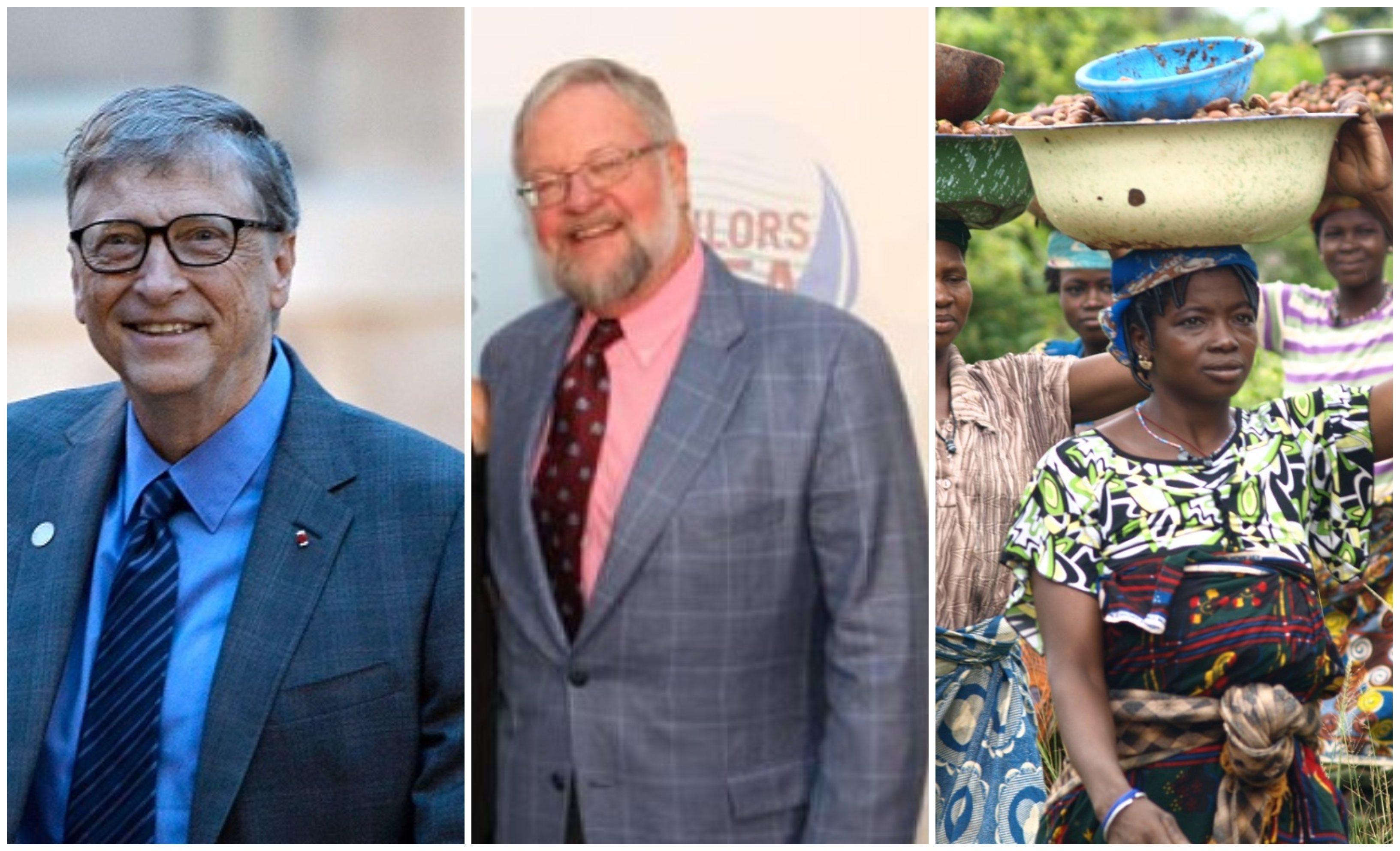 Bill Gates y David Jr. Rockefeller no tienen reparos en usar como cobayas a las mujeres de Burkina Faso. Todo sea por la ciencia