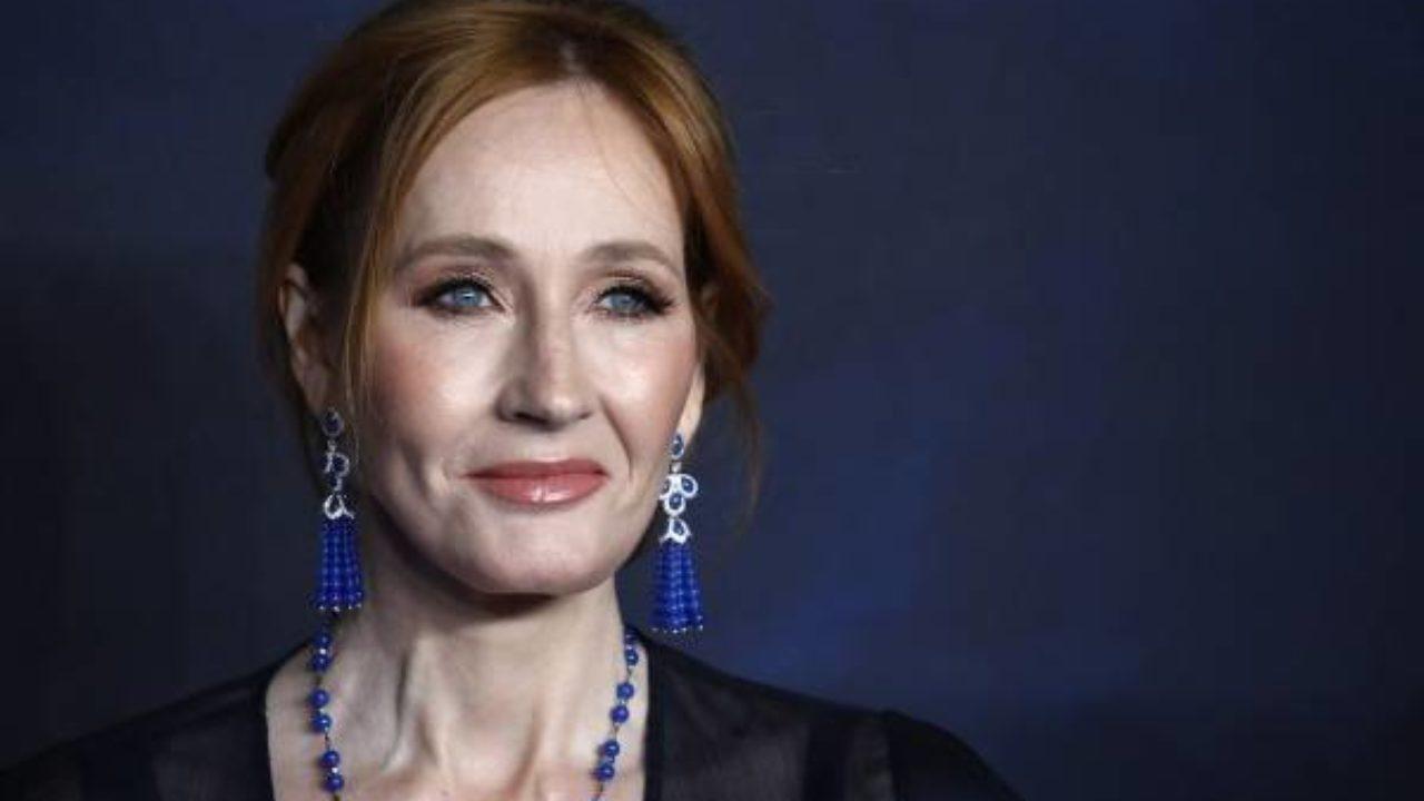 J.K. Rowling, autora de 'Harry Potter'
