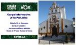 Sevilla. El obispo Asenjo prohíbe la misa de Vox en la iglesia de Gelves, por los niños abortados