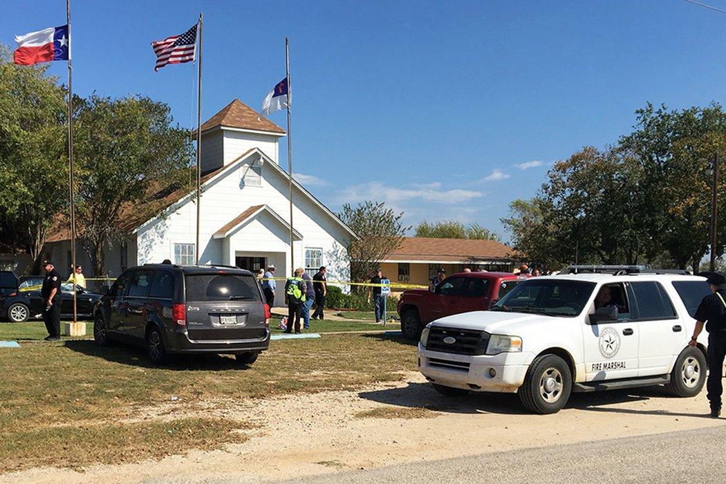 Iglesias de Texas