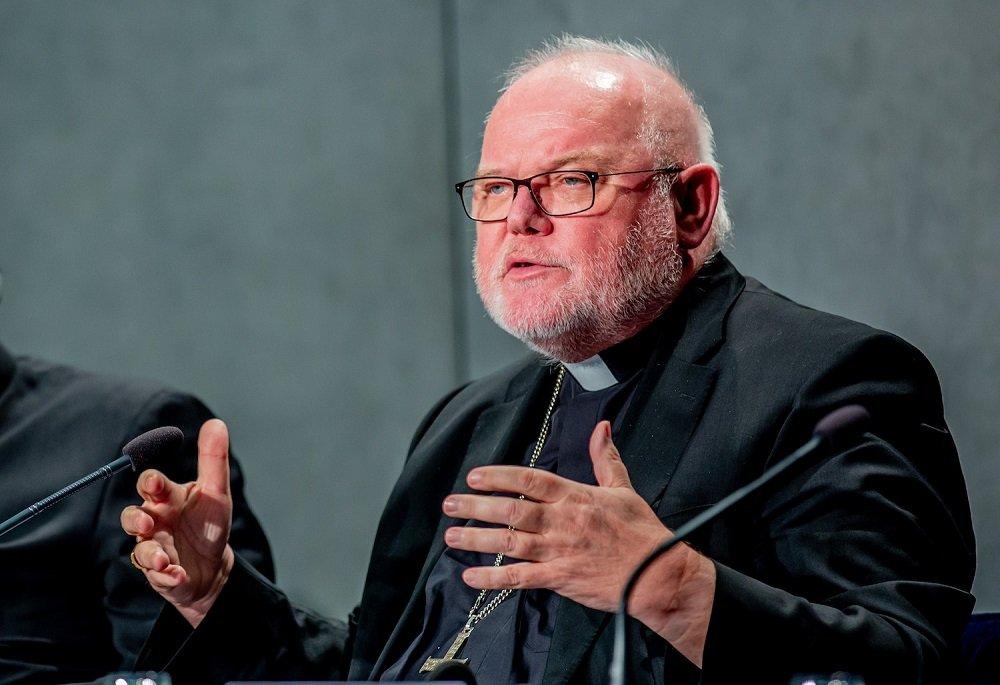 El cardenal Marx asegura que la Iglesia bendice a los homosexuales, pero esto no es nuevo