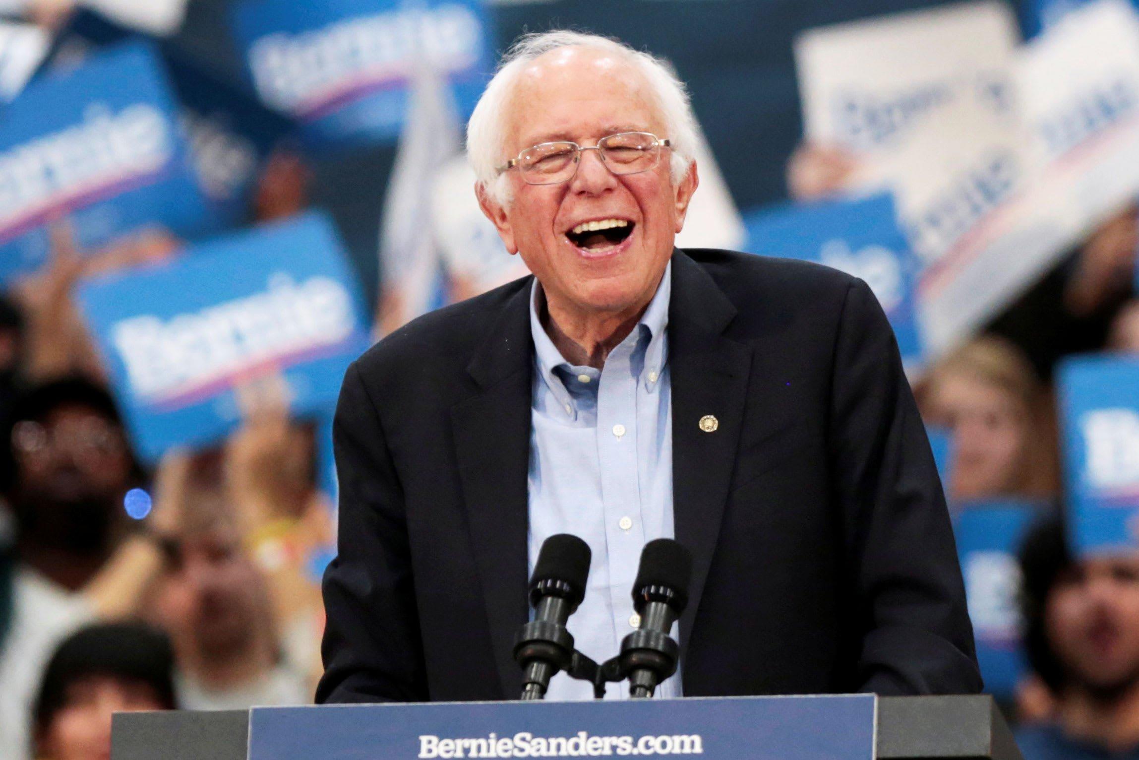 EEUU. Primarias demócratas: las encuestas dan un 25% a Sanders y un 17% a Biden en todo el país