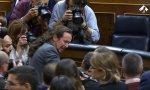 Pablo Iglesias llora: será uno de los tres vicepresidentes del nuevo gobierno