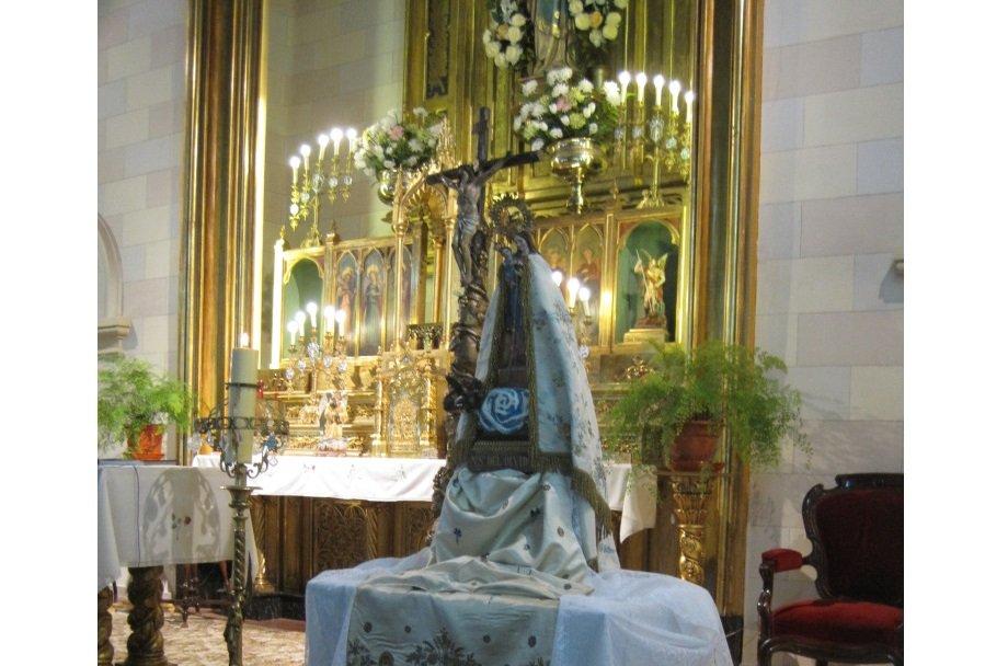 Virgen del Olvido