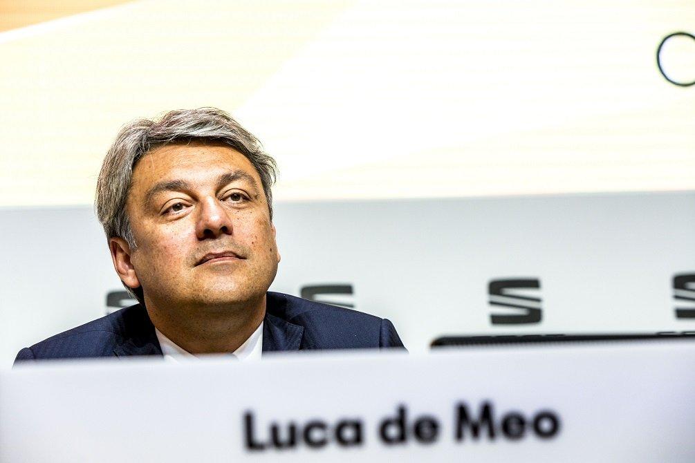 Luca de Meo deja de ser presidente de Seat