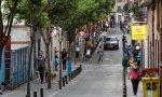 Una calle de Madrid
