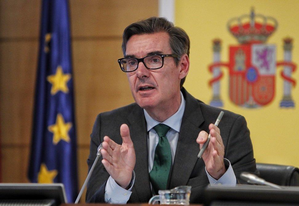 Carlos San Basilio, secretario general del Tesoro
