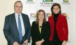 María José Olesti (en el centro) apuesta por los ODS de Naciones Unidas para mejorar el futuro de las familias españolas. ¡Ay madre!