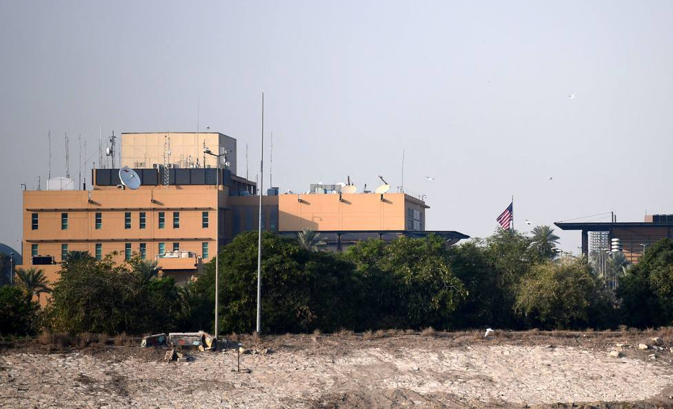 Bagdad: nuevos ataques con cohetes contra puntos de la Zona Verde y contra la embajada de EEUU