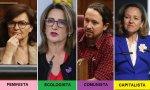 Las cuatro vicepresidencias del nuevo Gobierno Sánchez