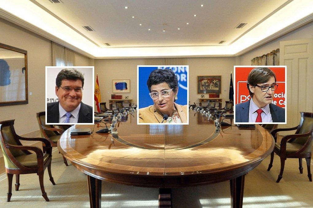 José Luis Escrivá, Arancha González Laya y Salvador Illa, las grandes novedades del nuevo Consejo de Ministros