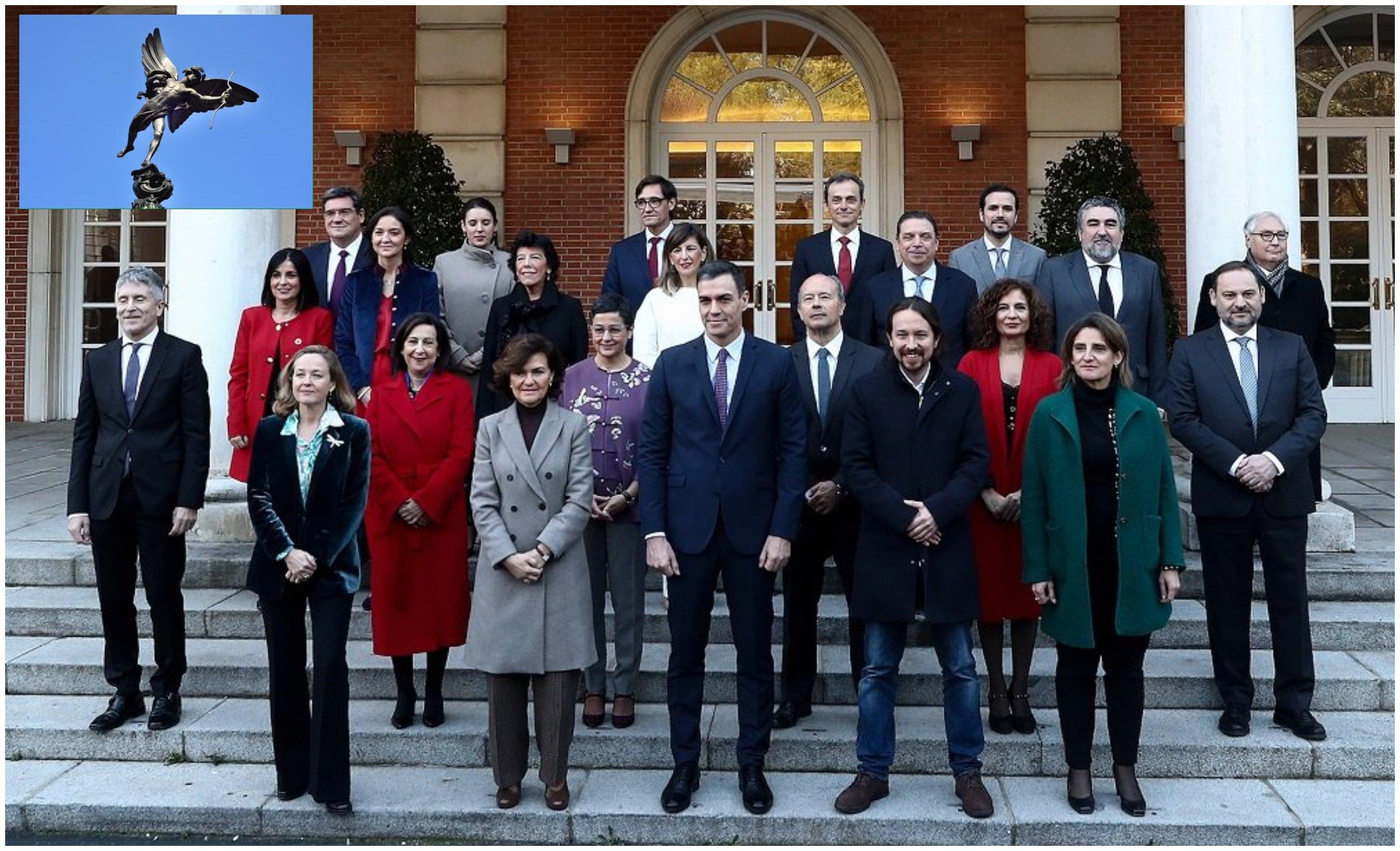 Pedro Sánchez lidera el Gobierno del amor y la familia