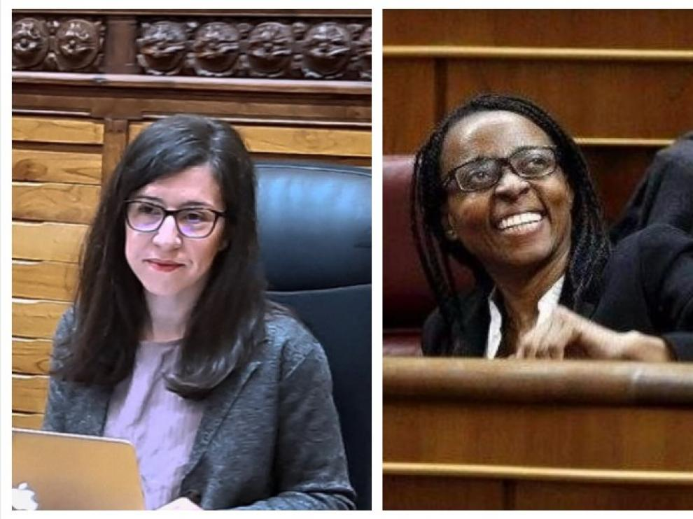 """Montero cambia a Alba por la """"racializada"""" (afrodescendiente) Rita"""