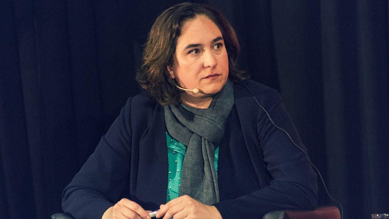"""Ada Colau ama a los científicos: """"os queremos y os necesitamos, para poder hacer frente a los retos y oportunidades de la época en que vivimos"""""""
