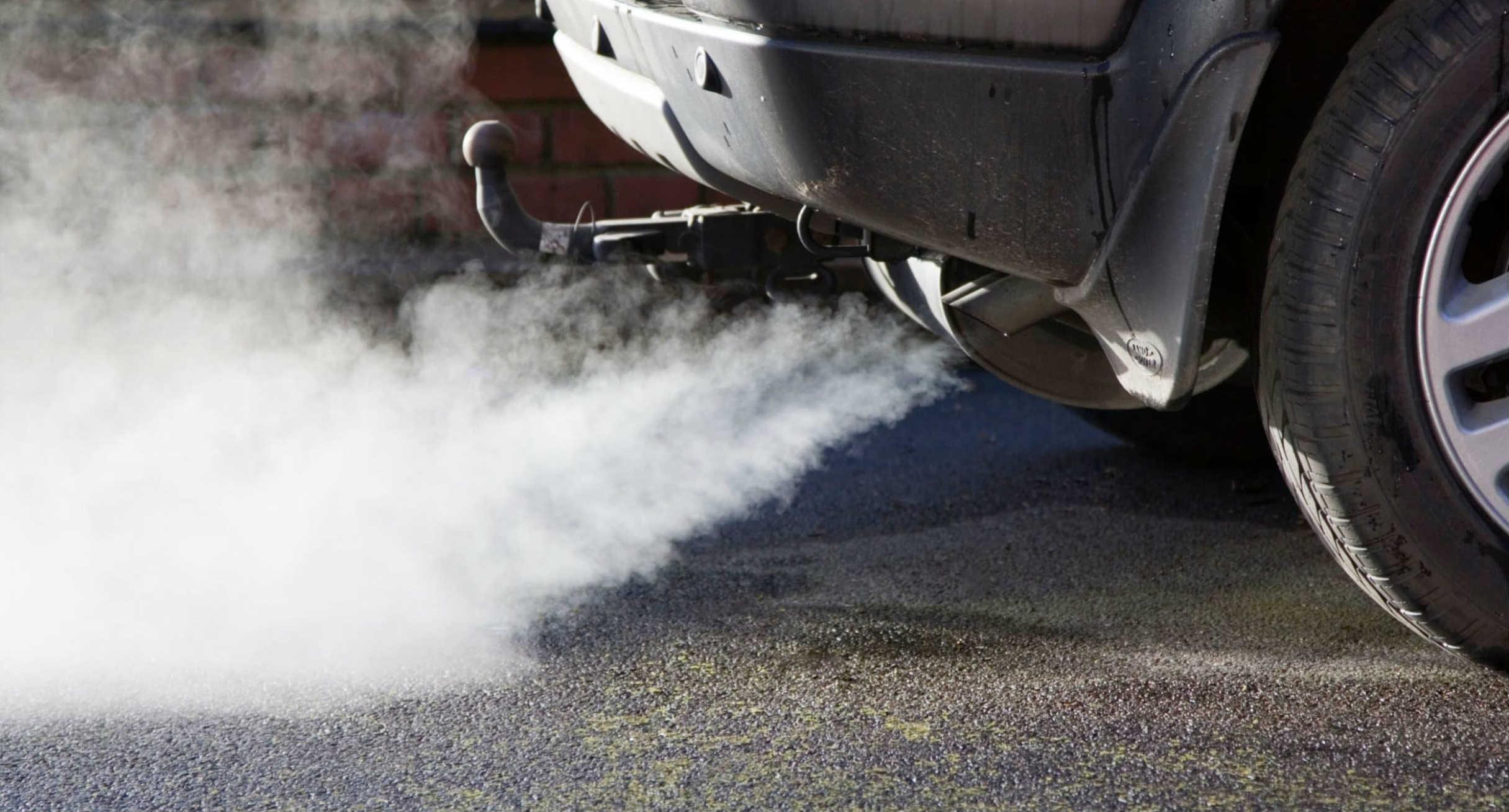 Los conductores contaminantes serán perseguidos