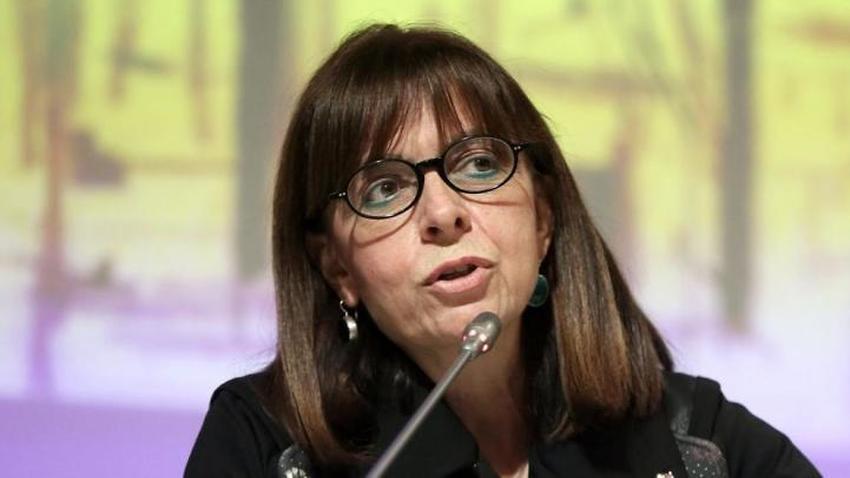 Grecia: por primera vez, una mujer presidirá el país
