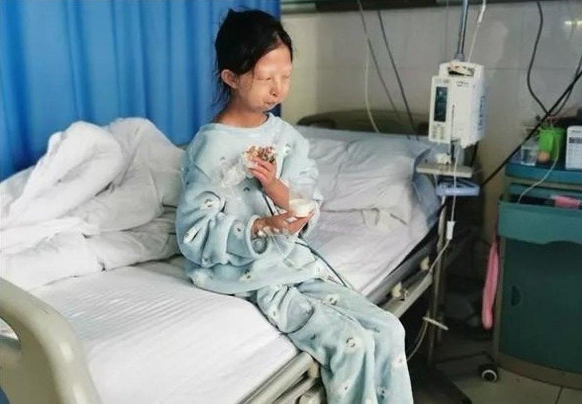 China: en la primera potencia mundial del mundo todavía hay gente que muere de inanición, como Wu Huayan