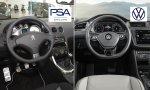 PSA no puede con Volkswagen ni en Europa ni en el mundo