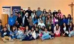 Jóvenes católicos en Chile