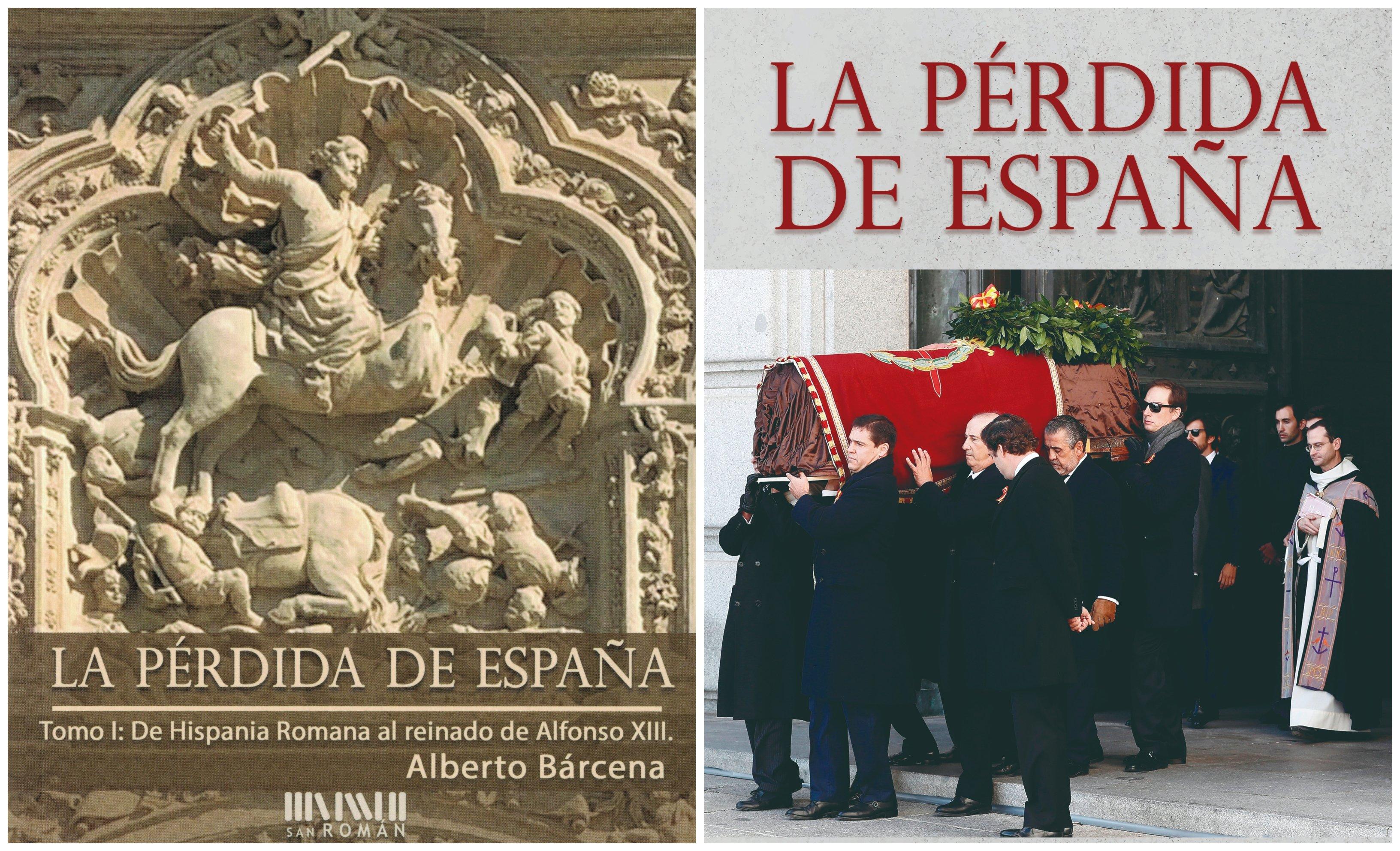 'La pérdida de España', de obligatoria lectura para enterarse de algo