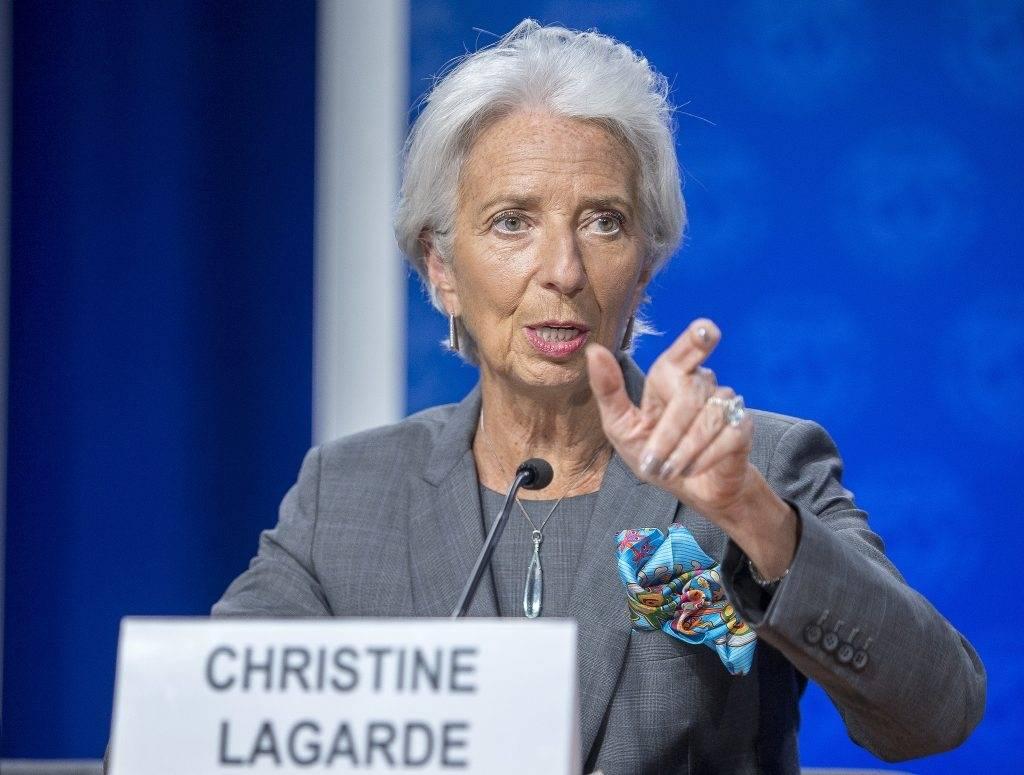 Los bancos no confían en Christine Lagarde
