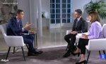 Sánchez, en la primera entrevista de su segundo mandato